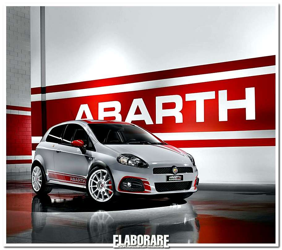 Abarth a Motor Show 2012