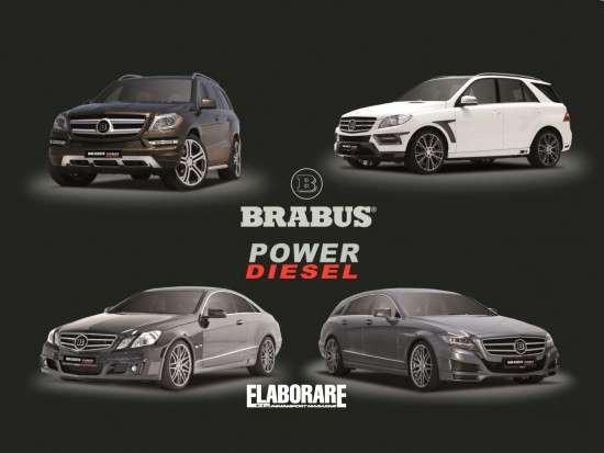 Brabus Power Diesel