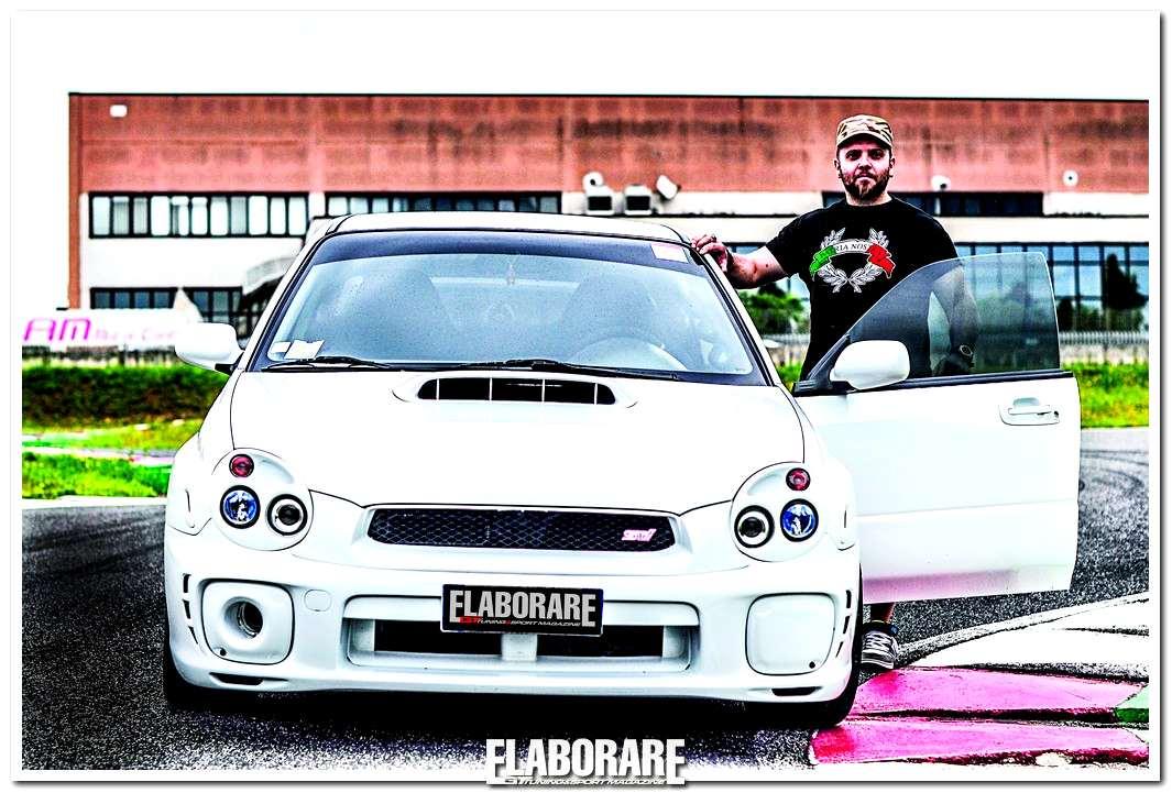 Subaru Impreza WRX STi by Automare