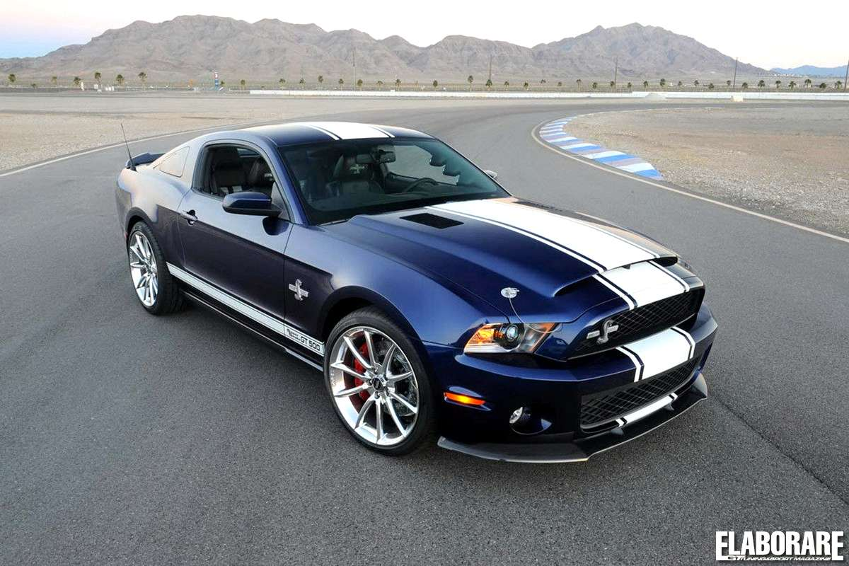 Ford Mustang Shelby GT 500 Super Snake