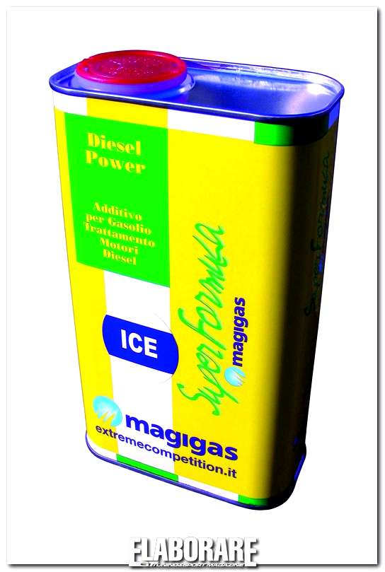 Diesel Power ICE by Magigas