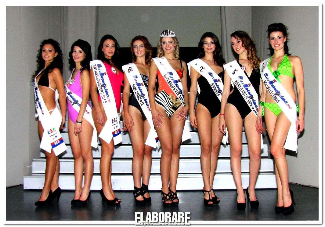 Miss Motorissima 2012