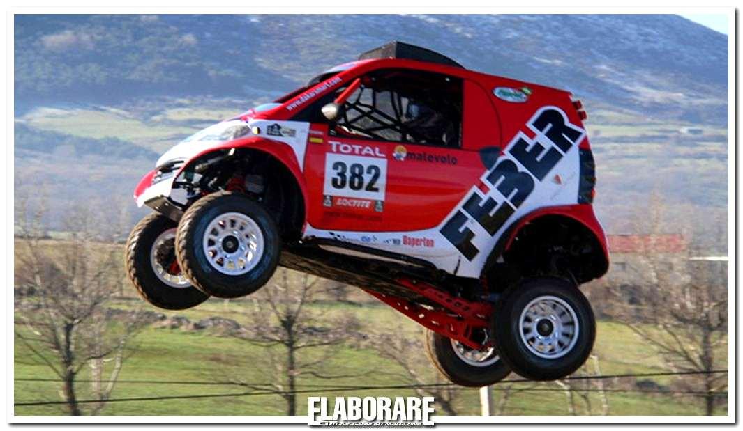 Smart Dakar 2013
