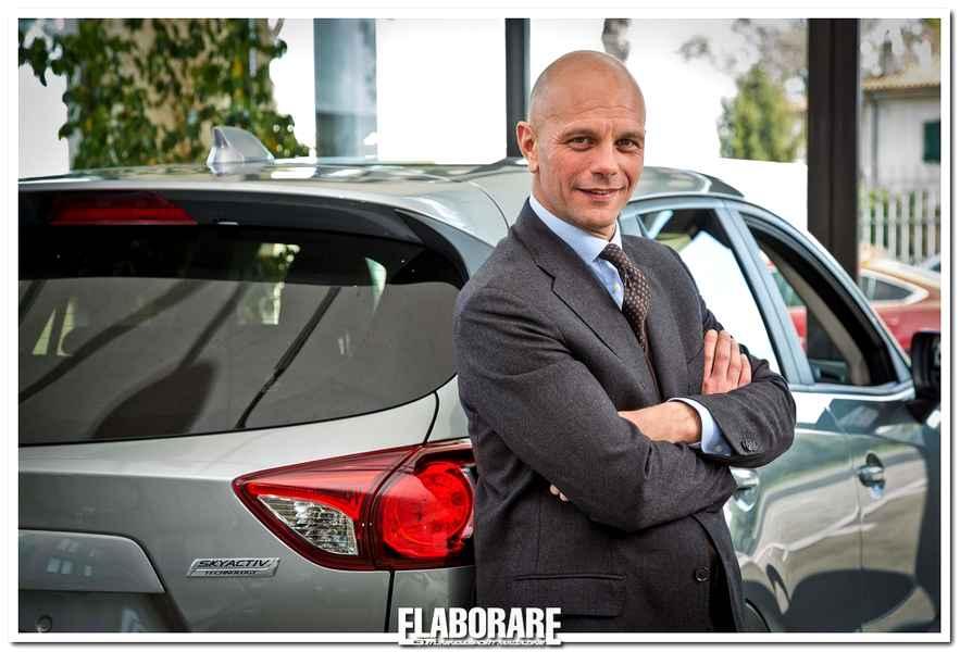 Andrea Fiaschetti nuovo Amministratore Delegato di Mazda Motor Italia Spa
