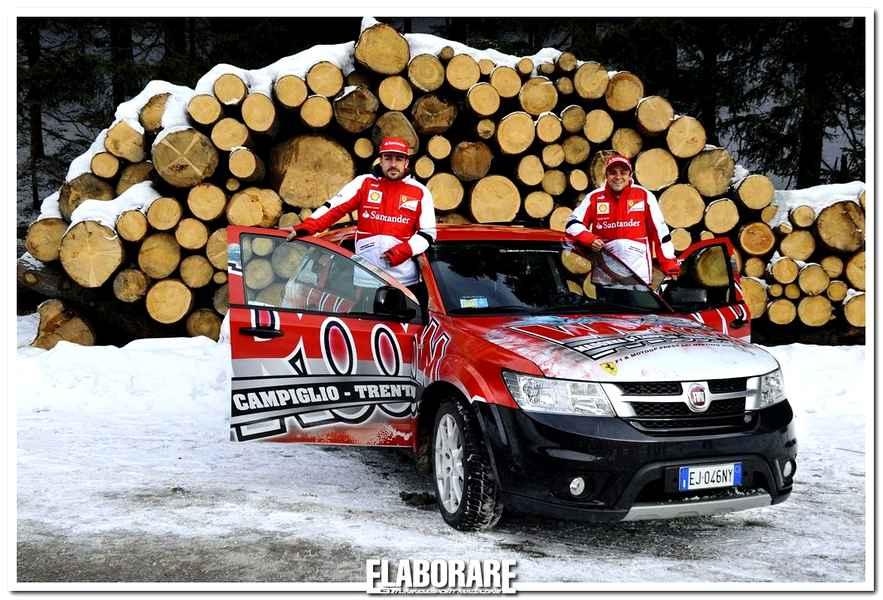 "Fiat Freemont protagonista di ""Wrooom 2013"""