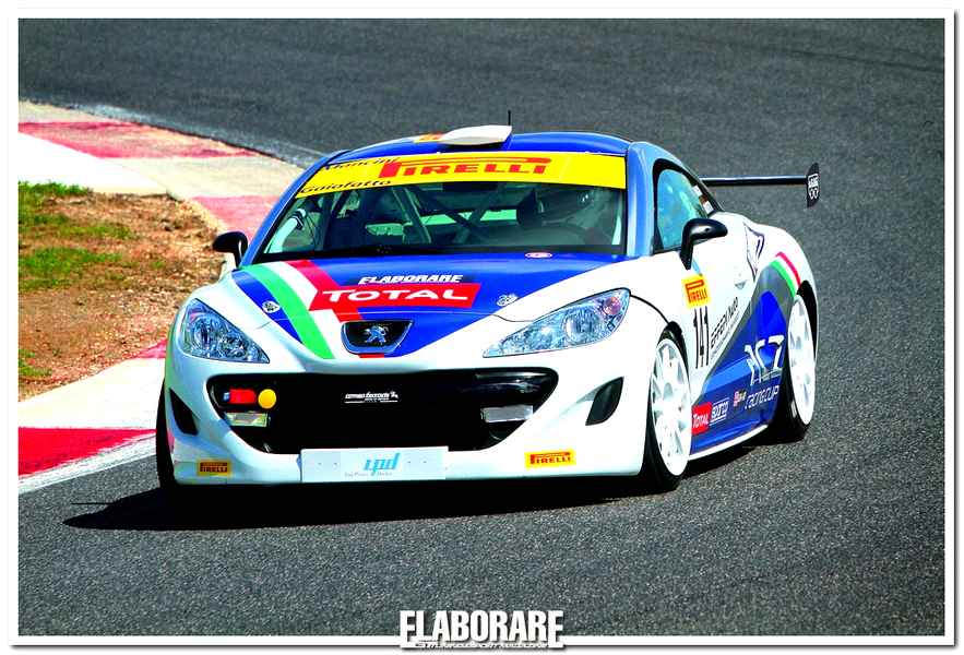 Peugeot RCZ Racing Cup Italia