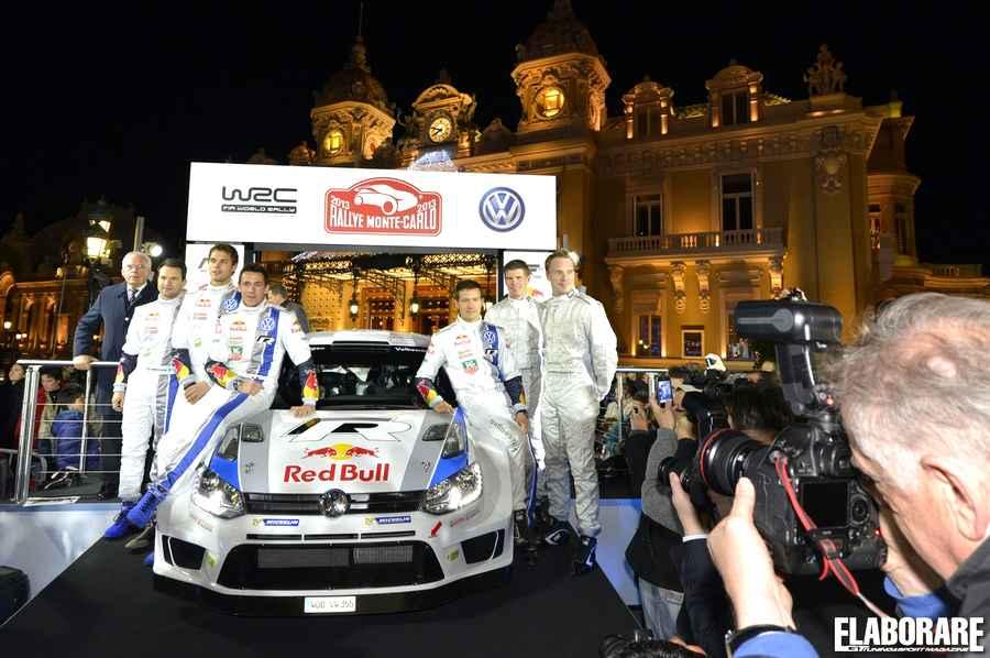 Volkswagen Polo WRC Montecarlo
