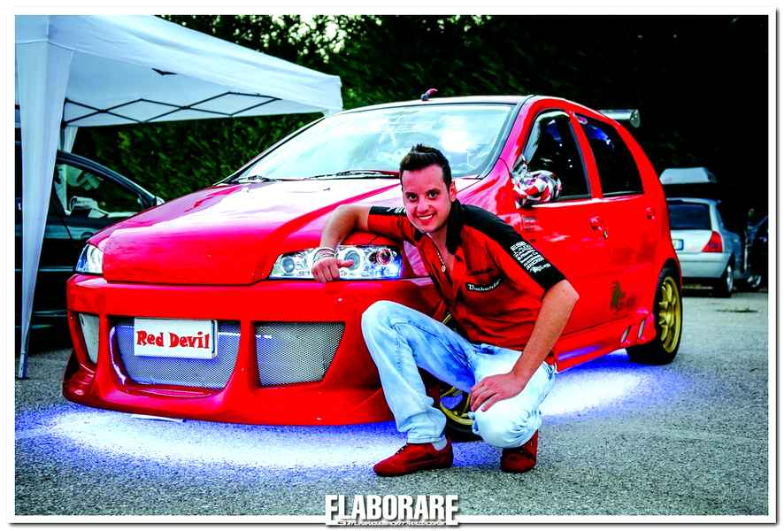 Fiat Punto 1900 JTD Red Devil