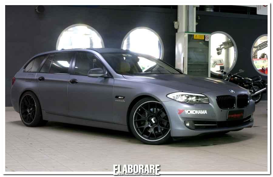 BMW 530d My 2011 by Romeo Ferraris