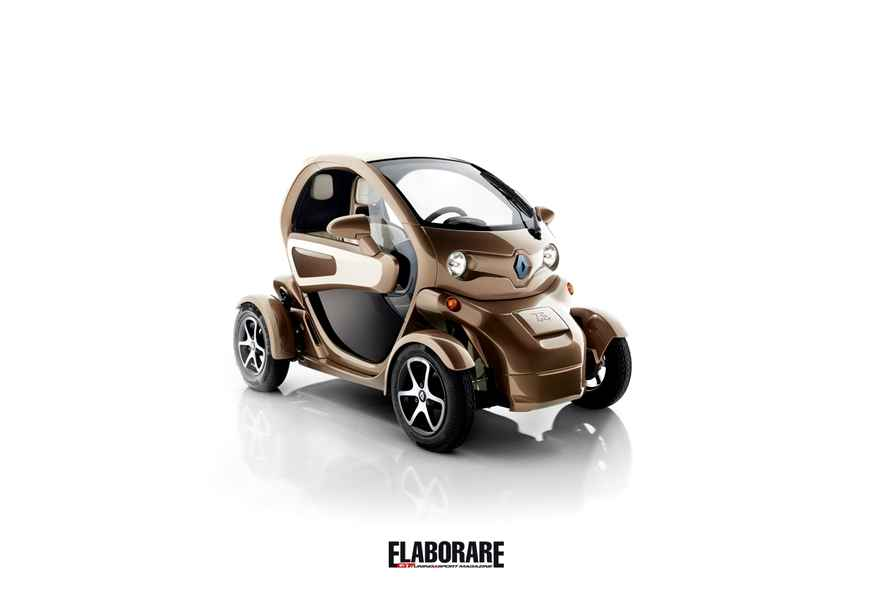 Renault Twizy Tuning