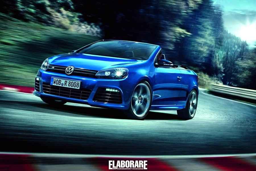 Volkswagen-Golf-R-Cabrio