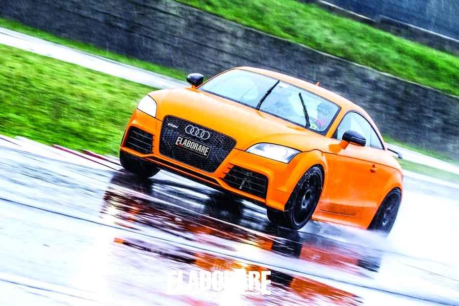 Audi TTS by Autocarrozzeria De Rosa