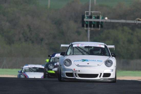 porsche Gt3 cup agr motorsport 550x366 Elaborare Day 24 marzo a Vallelunga