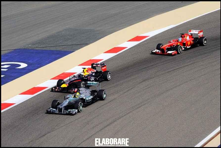 F1 Barhain 2013