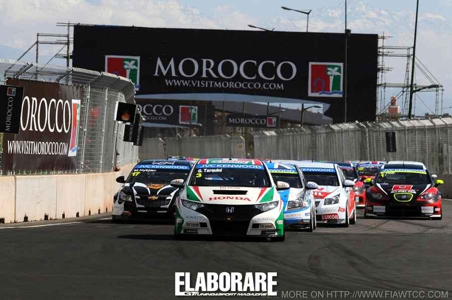 WTCC Marrakech 2013