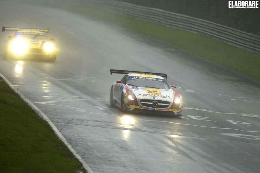 Mercedes 24h Nurburgring