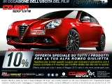 Alfa Romeo Giulietta by Comar sportline