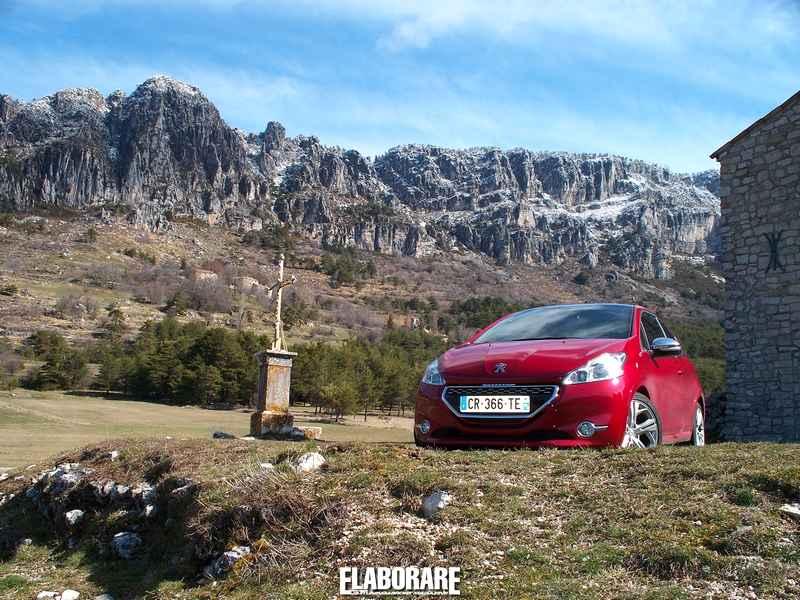Peugeot 208 GTI test