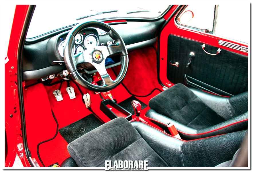 Fiat 500 by walter spano elaborare for Moquette fiat 500 epoca