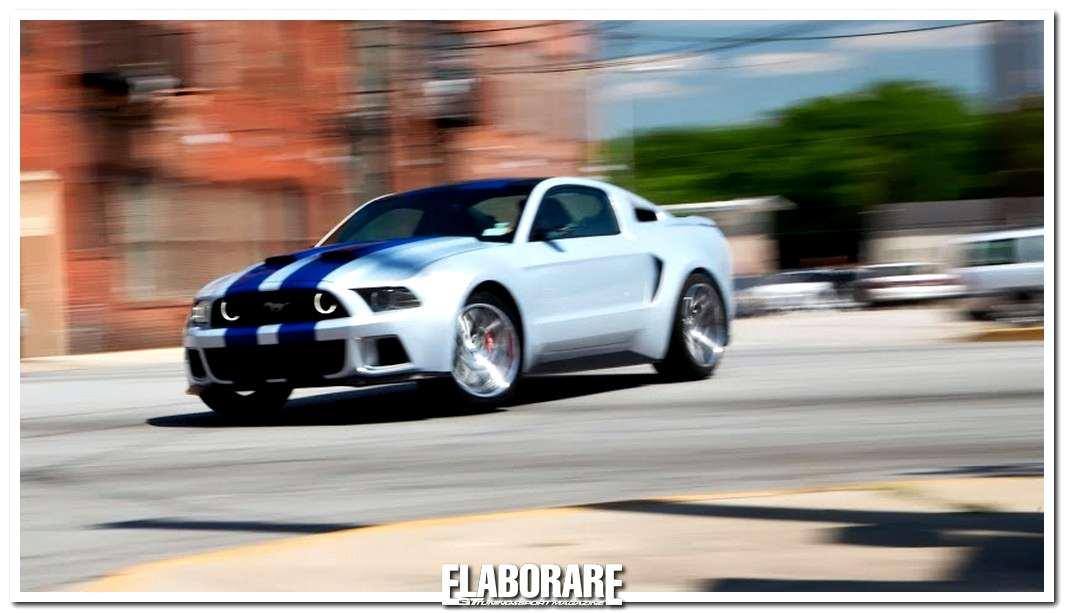 need for speed con ford mustang elaborare. Black Bedroom Furniture Sets. Home Design Ideas
