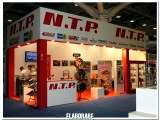 Stand NTP Autopromotec 2013