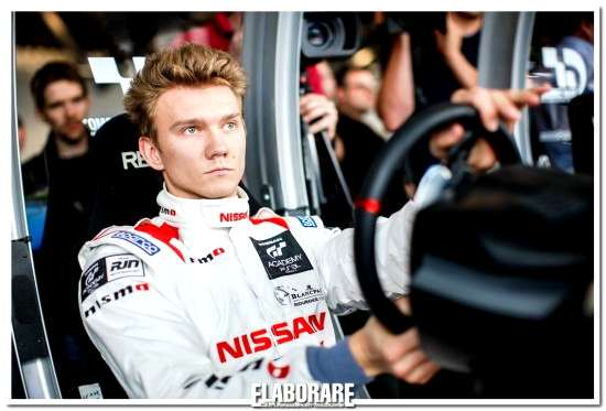 GT Academy by Nissan-PlayStation