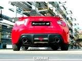 Impianto di scarico Supersprint per Toyota GT 86