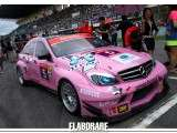 La Mercedes AMG by Ferraris in gara a Zhuhai in Cina