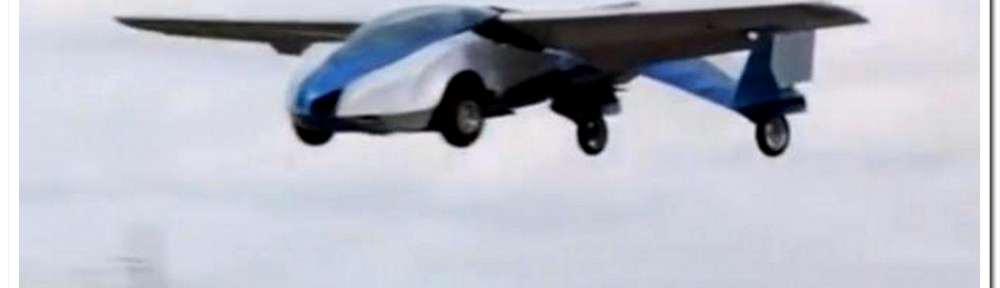 AeroMobil l'auto che vola