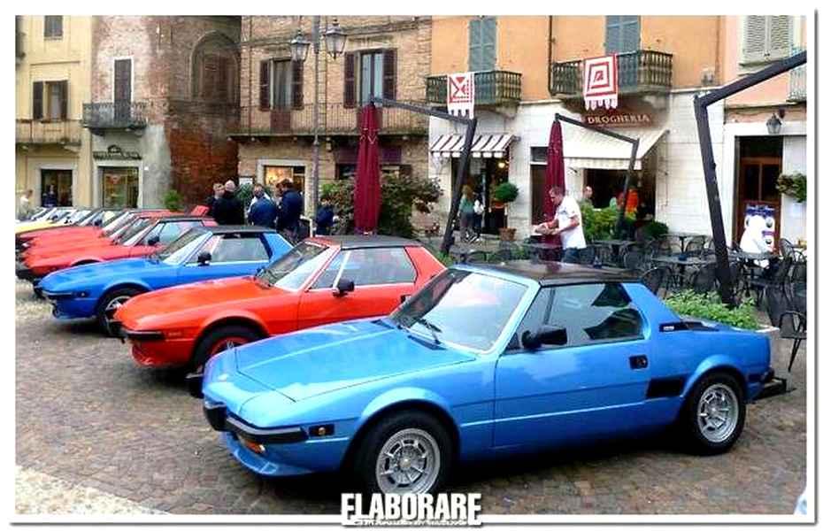 Raduno X1/9 di fine stagione by Club X1/9 Italia