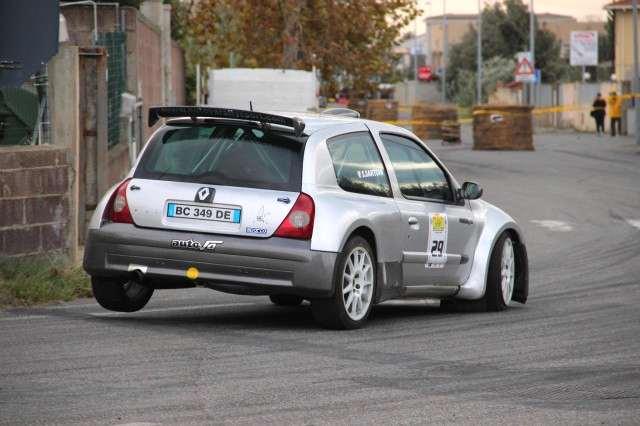 Clio Super 1600 Sartoni Formula Challenge