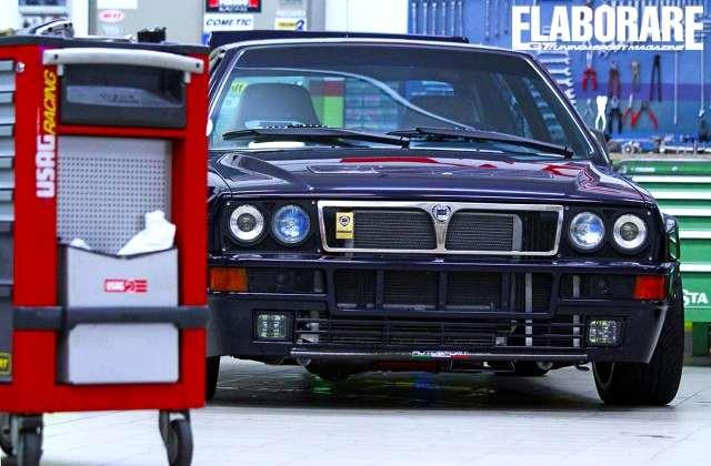 Lancia Delta HF Tuning