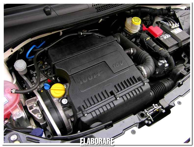Modifica Motore Fiat 500 1 4 16v Elaborare