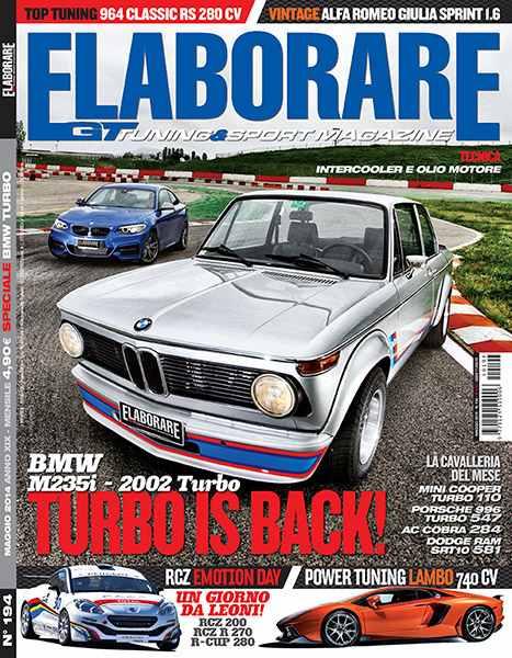 Cover Elaborare 194