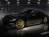 Ford Mustang, spettacolo al SEMA show di Los Angeles
