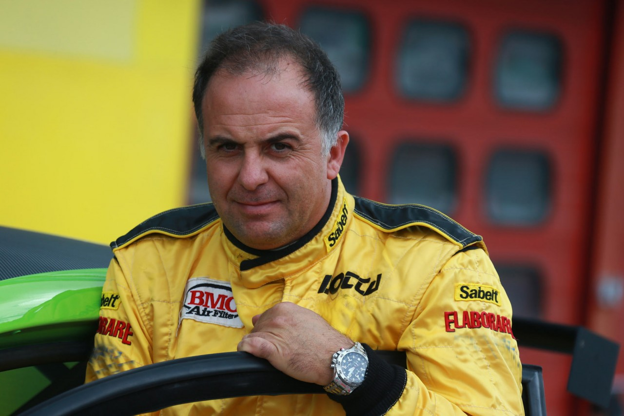 Giovanni Mancini pilota driver