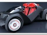 Strati-auto-stampante-3D