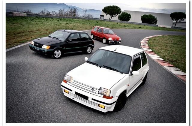 Renault 5 Uno Fiesta