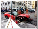 Ferrari-incidente-Roma