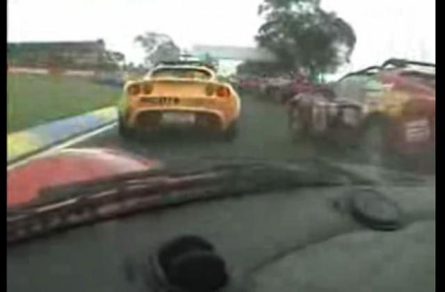 Lotus Elise gara sorpasso rimonta