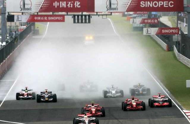 Chinese Grand Prix Shangai