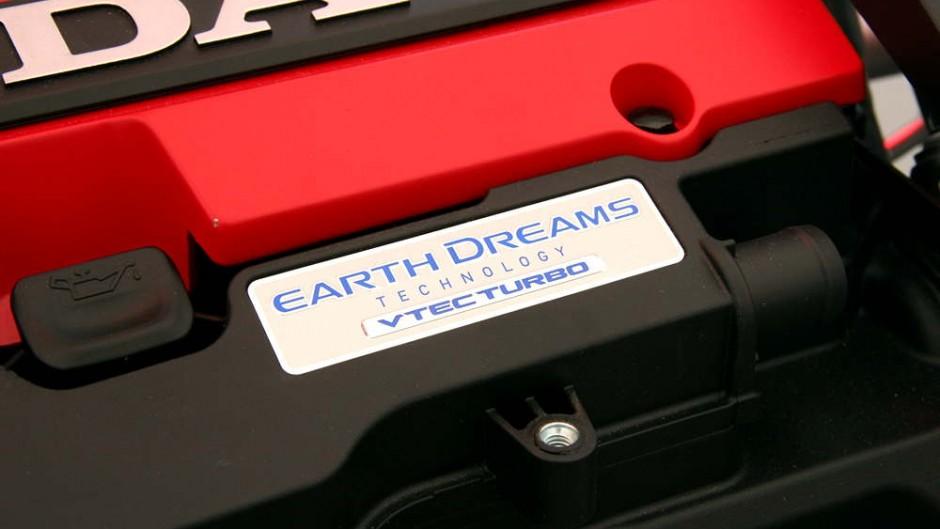 Nuovo Motore Honda Civic Type R turbo VTEC