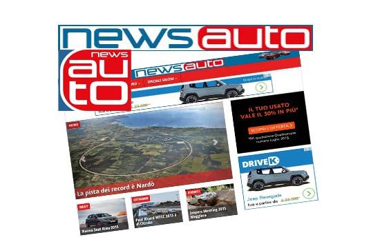 NewsAuto.it novità auto