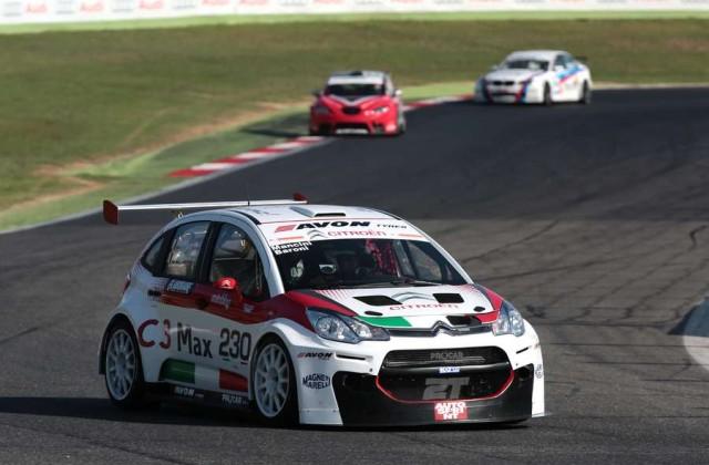 Citroen C3 Max Gara 1 Vallelunga_1