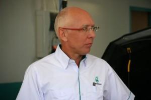 Eric Holthusen Petronas