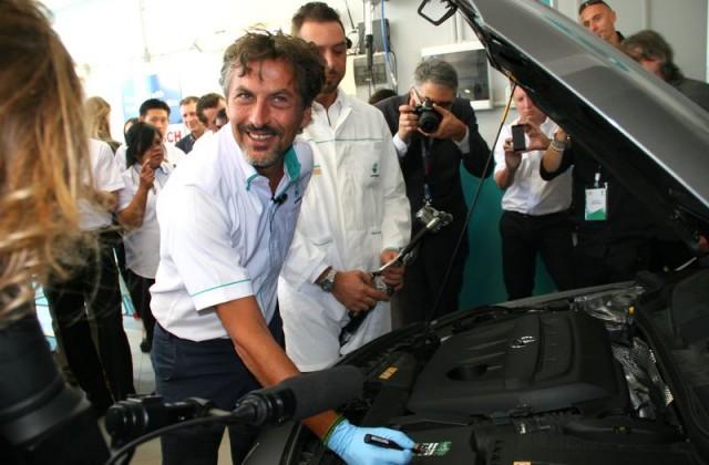 Giuseppe D'Arrigo Petronas
