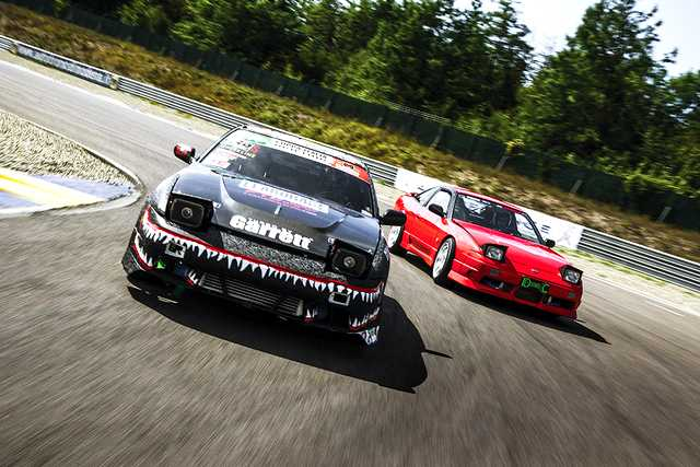 Nissan S13 test elaborazione drinfting e stradale