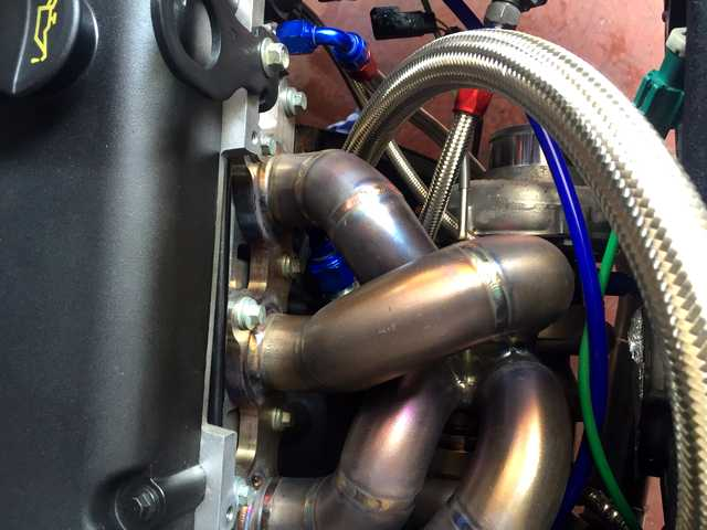 Turbocompressore Ford Focus RS Fluido Corse