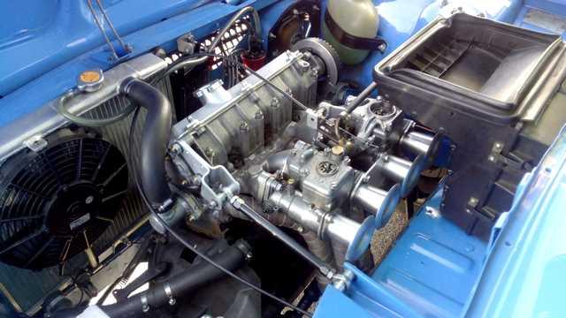 Fiat 128 elaborazione Scuderia tricolore