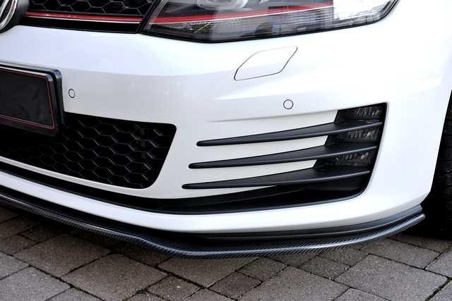 Lama sottoparaurti VW Golf by Rabanser Tuning